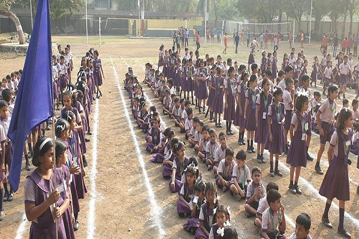 Tarapur Vidya Mandir and Junior College-Sports Day View