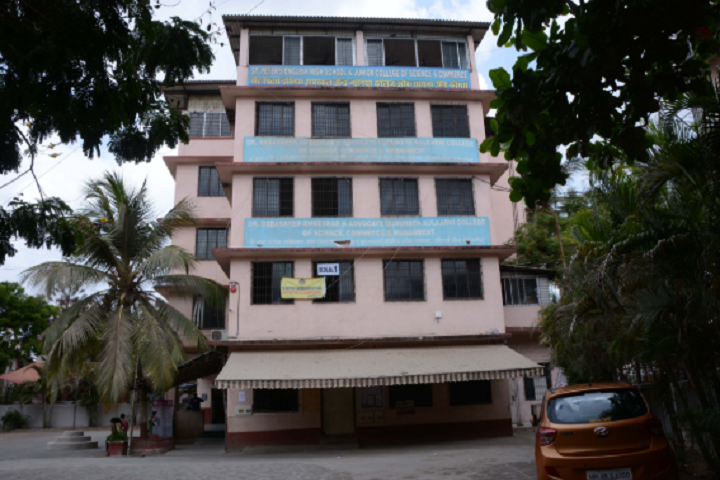 St Peter English High School and Junior College Of Science And Commerce-Campus Front View