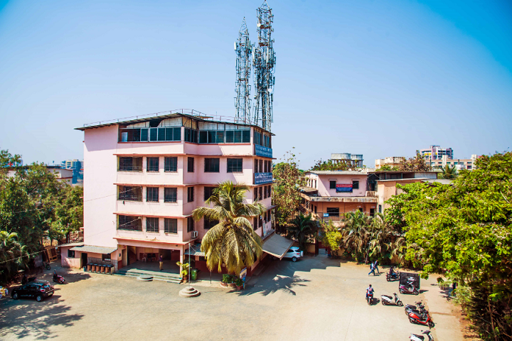St Peter English High School and Junior College Of Science And Commerce-Campus-View
