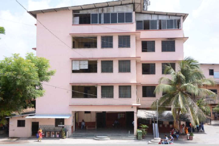 St Peter English High School and Junior College Of Science And Commerce-College Building