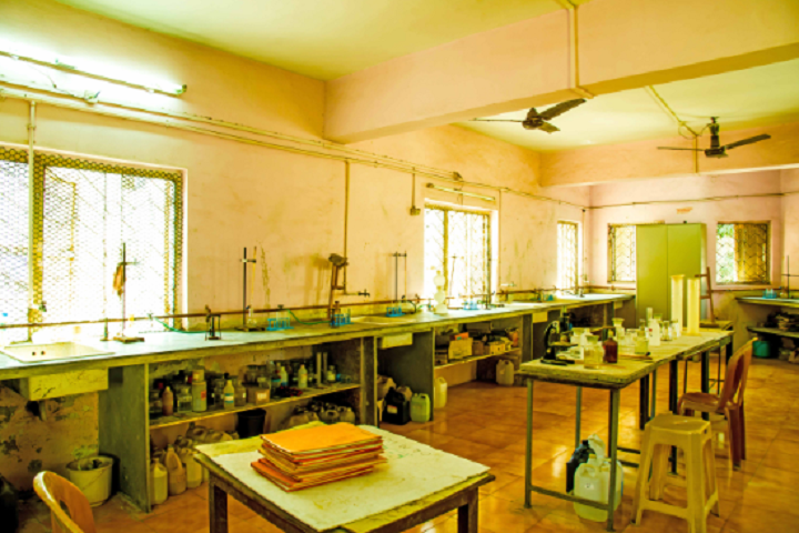 St Peter English High School and Junior College Of Science And Commerce-Laboratory View