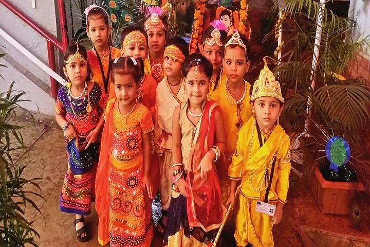 Bharat English High School and Junior College-Celebration - Copy