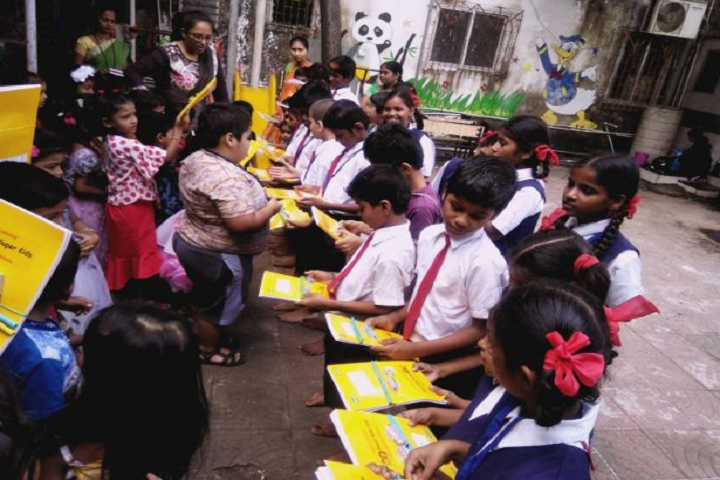 Bharat English High School and Junior College-Childrens Day - Copy