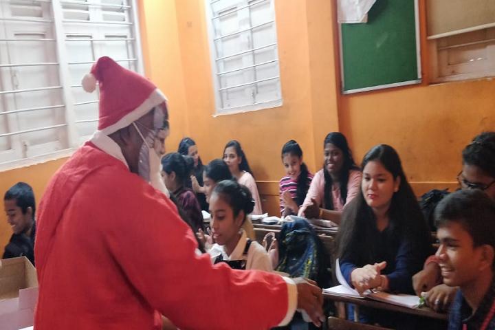 Bharat English High School and Junior College-Christmas
