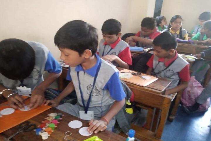 Bharat English High School and Junior College-Classroom