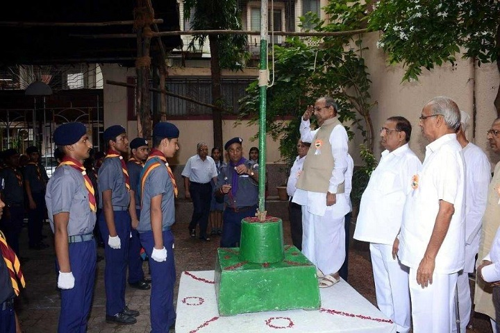 Marwari Commercial High School and Junior College-Independence Day Celebration