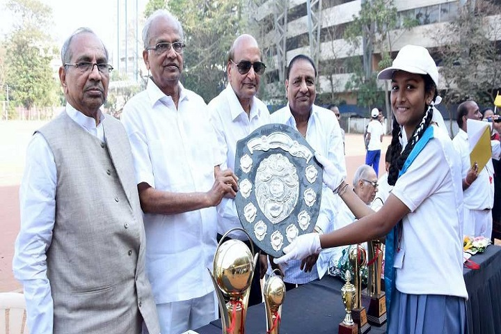 Marwari Commercial High School and Junior College-Prize Distribution