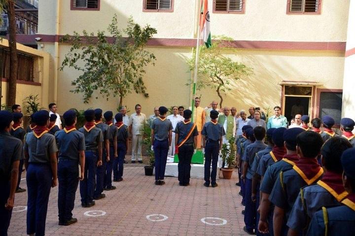 Marwari Commercial High School and Junior College-Republic Day Celebration
