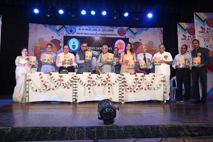 B M Ruia Girls College-Annual Day Celebration