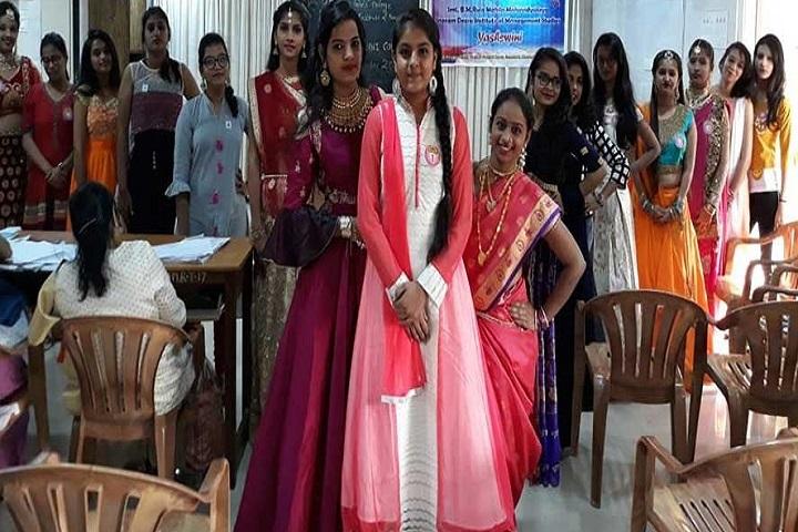B M Ruia Girls College-Cultural Day
