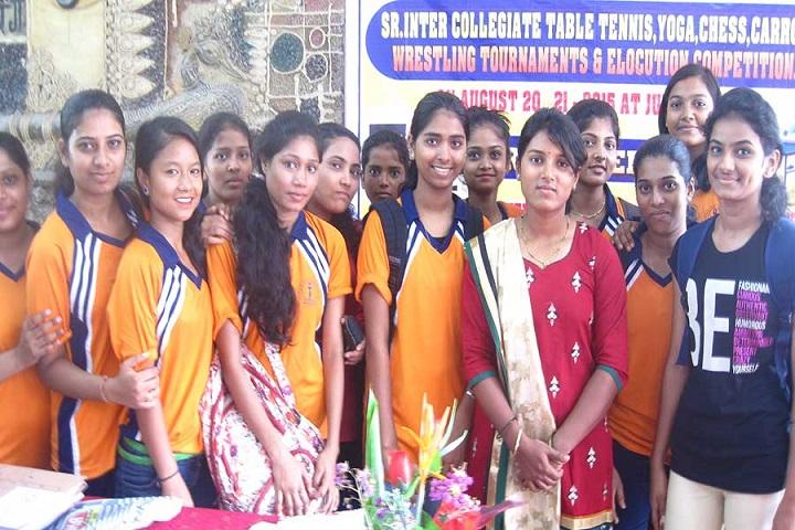 B M Ruia Girls College-Sports Tournament