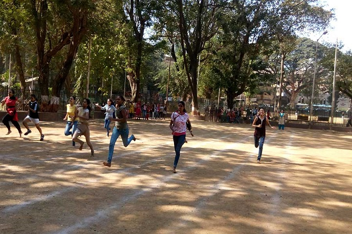 B M Ruia Girls College-Sports