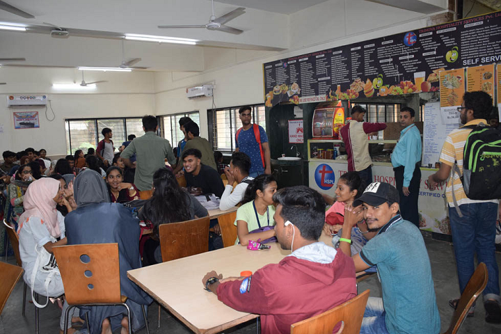 L S Raheja College Of Arts and Commerce-Cafeteria View