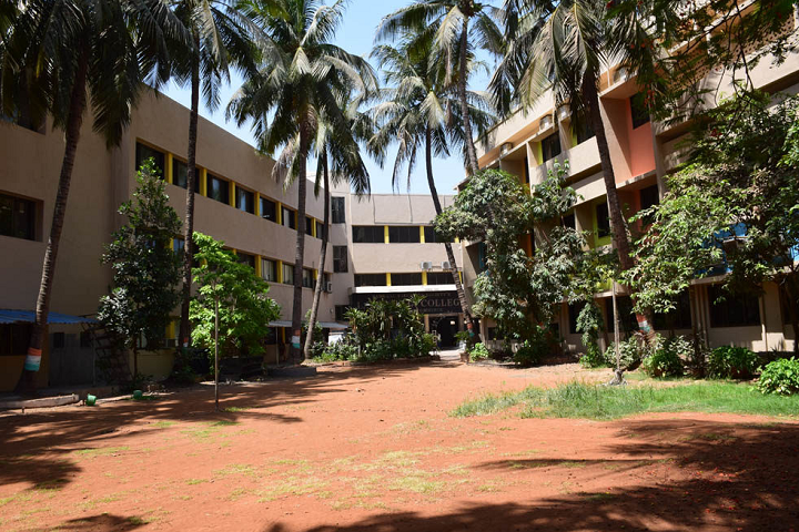 L S Raheja College Of Arts and Commerce-Campus View
