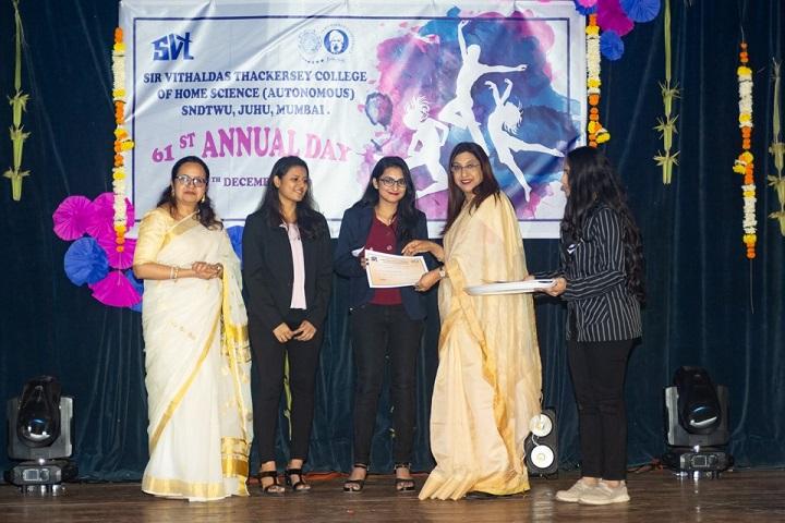 Sir Vithaldas Thackersey Junior College-Annual Day Celebration