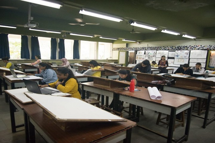 Sir Vithaldas Thackersey Junior College-Class Room