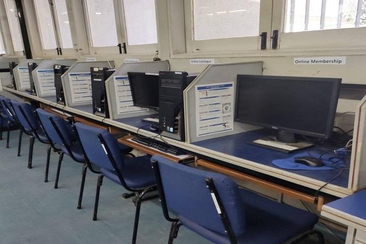 Sir Vithaldas Thackersey Junior College-Computer Lab