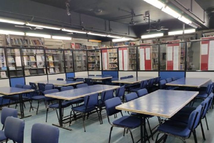 Sir Vithaldas Thackersey Junior College-Library