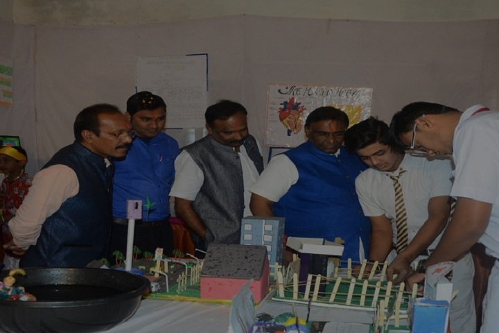 Shiva Public Higher Secondary School-Exhibition