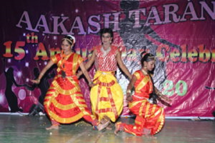 Aakash Junior College of Science and Commerce-Dance Performance