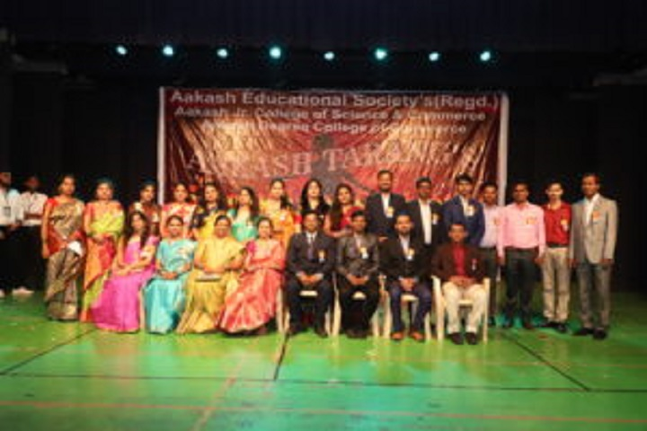 Aakash Junior College of Science and Commerce-Group Photo