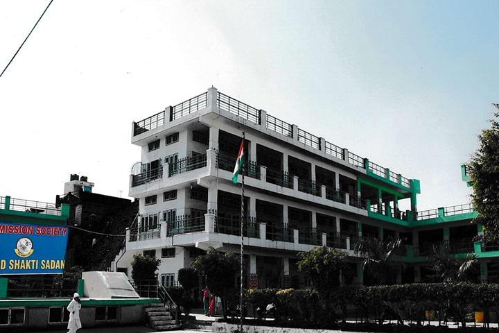 Abhed Shakti Sadan School-Campus View