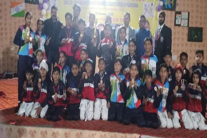 H Mehar Singh Memorial Public School-Prize Distribution
