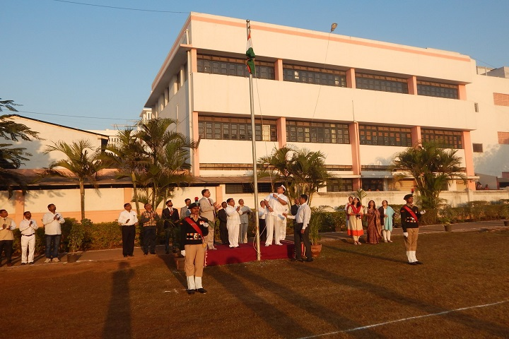 Loknete Vyankatrao Hiray Arts Science and Commerce College-Independence Day Celebration