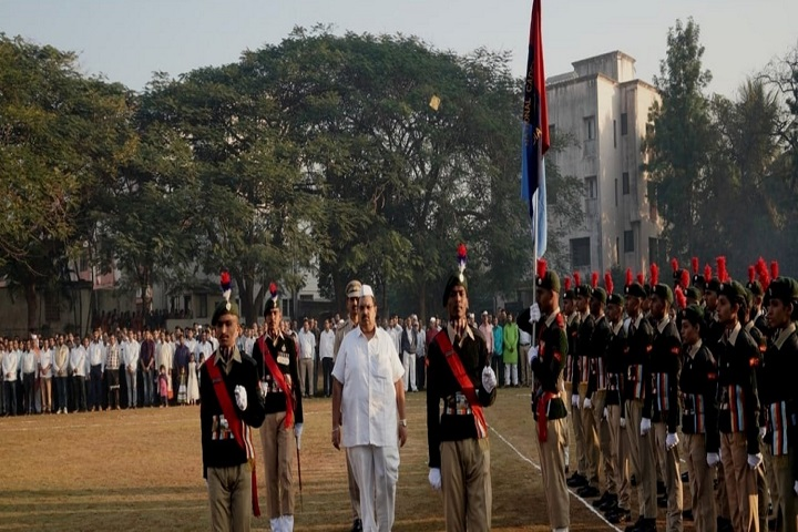 Loknete Vyankatrao Hiray Arts Science and Commerce College-Independence Day