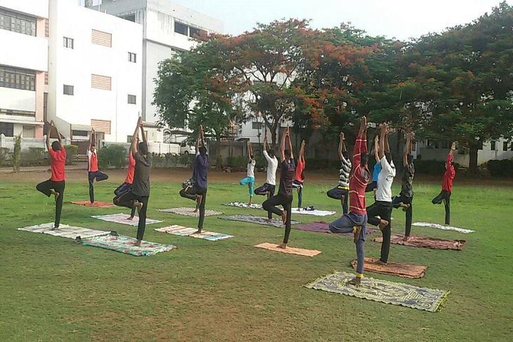 Loknete Vyankatrao Hiray Arts Science and Commerce College-Yoga Day