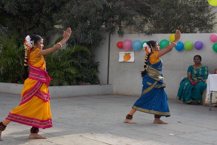 Hindustani Covenant Church High School and Junior College-Cultural Day