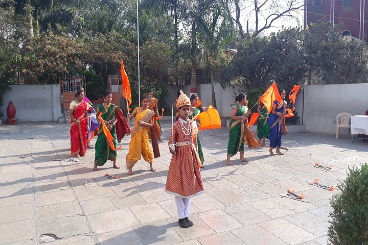 Hindustani Covenant Church High School and Junior College-Group Dance