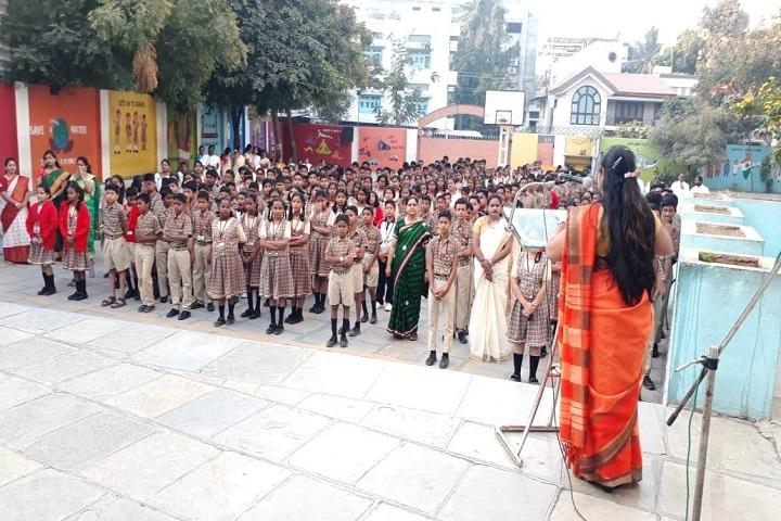 Hindustani Covenant Church High School and Junior College-Republic Day