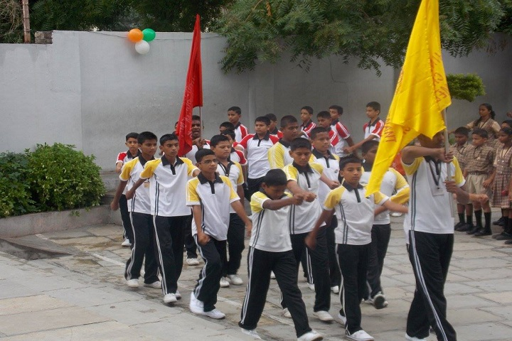 Hindustani Covenant Church High School and Junior College-Sports Day