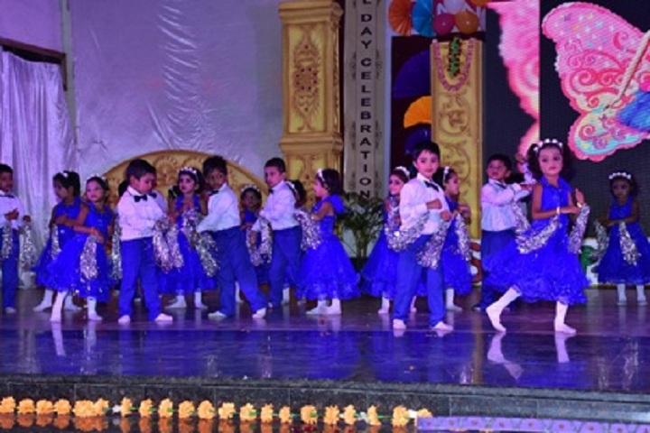 Shri Gujrati English Medium Higher Secondary School-Annual day