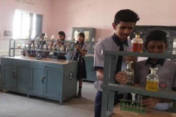 Shri Gujrati English Medium Higher Secondary School-Chemistry Lab