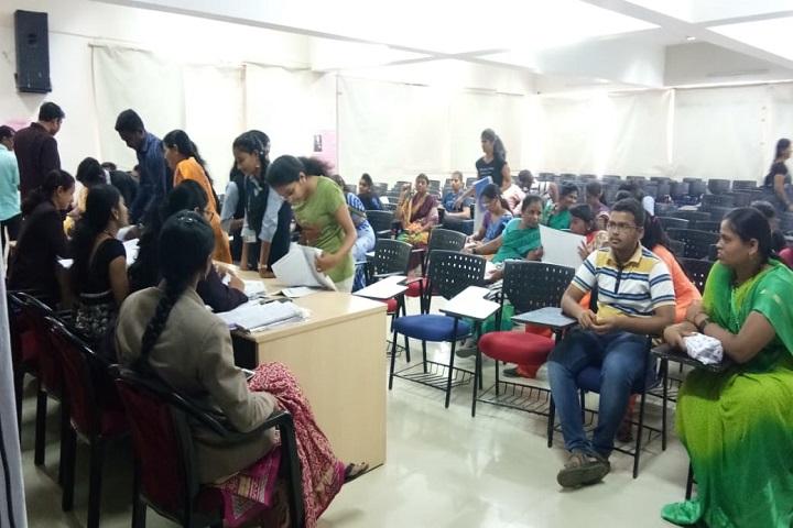 Adv Shardul Sudhakarrao Jadhavar Commerce and Science Junior College-Parent and Teachers Meet