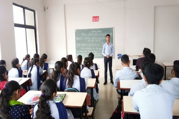 Adv Shardul Sudhakarrao Jadhavar Commerce and Science Junior College-Speech Competition