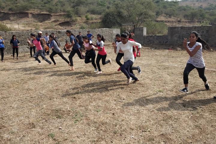 Adv Shardul Sudhakarrao Jadhavar Commerce and Science Junior College-Sports Day