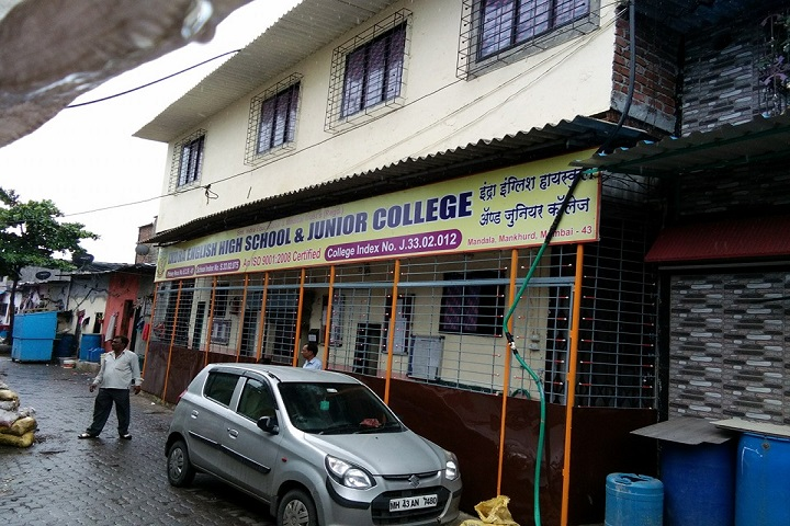 Indra English High School And Junior College-Campus View