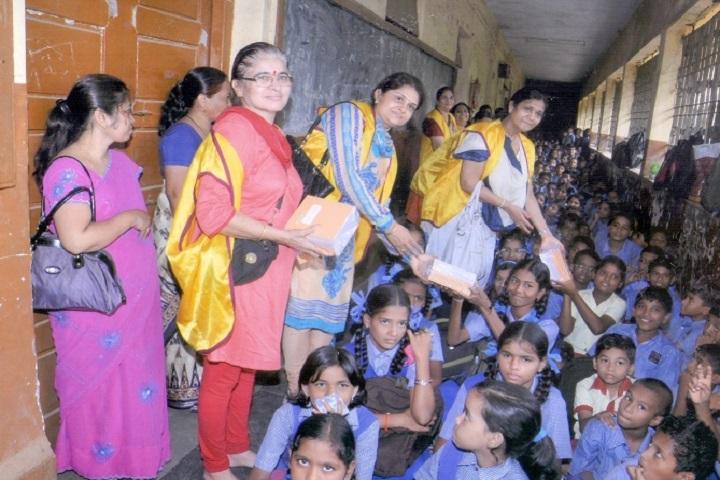 Maheshwari Vidyalaya and Junior College-Donation