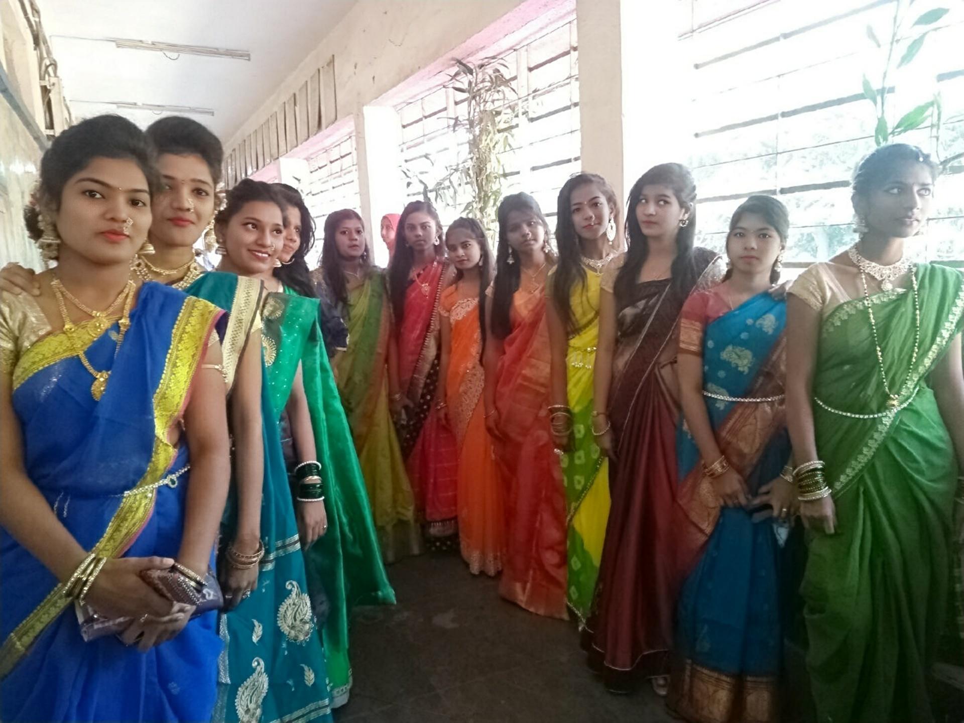 Maheshwari Vidyalaya and Junior College-Festival Celebration