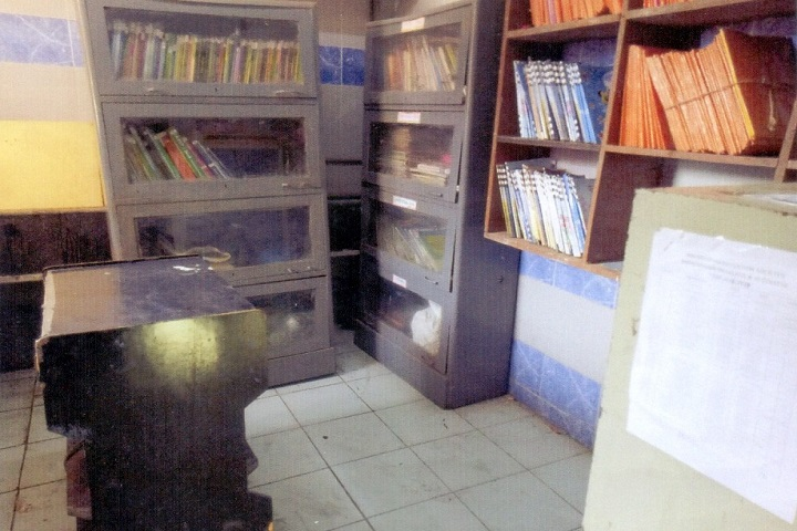 Maheshwari Vidyalaya and Junior College-Library