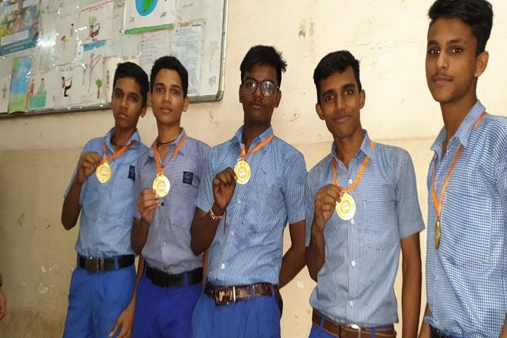 Maheshwari Vidyalaya and Junior College-Prize Distribution