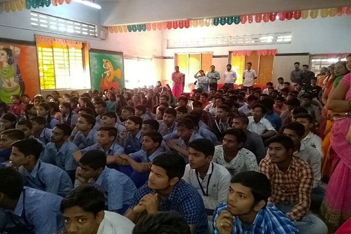 Maheshwari Vidyalaya and Junior College-Seminar
