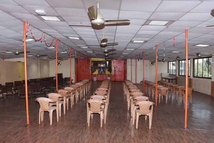 Asmita College of Arts and Commerce for Women-Auditorium