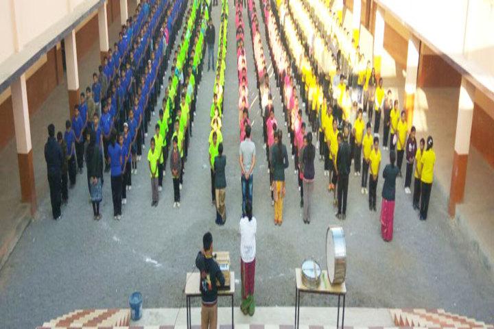 Shri Ram Krishna Public School-Assembly