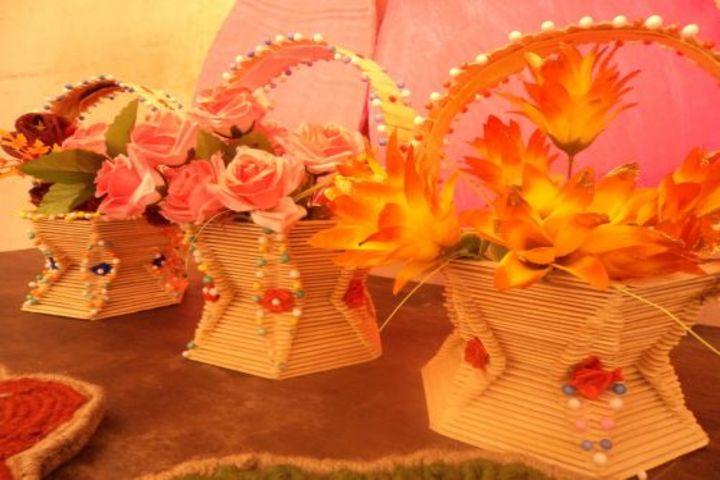 Shri Ram Krishna Public School-Craft