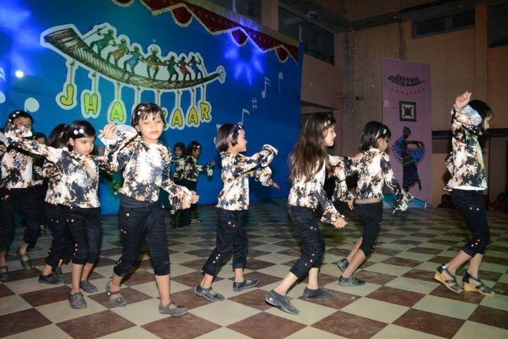 Shri Ram Krishna Public School-Dance
