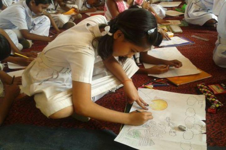 Shri Ram Krishna Public School-Drawing